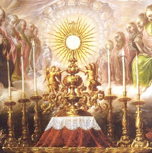 Baroque Monstrance cropped