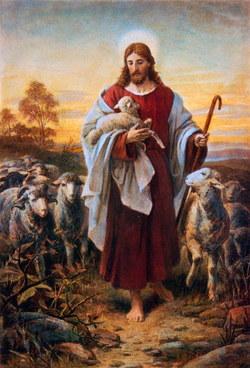Santa Teresita Buen Pastor