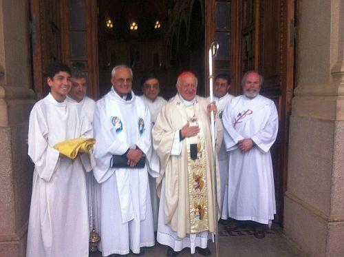 Parroquia Santa Gema cardenal