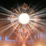 adoración custodia