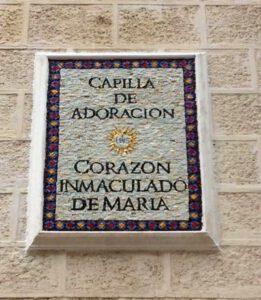 vicuña capilla adoración