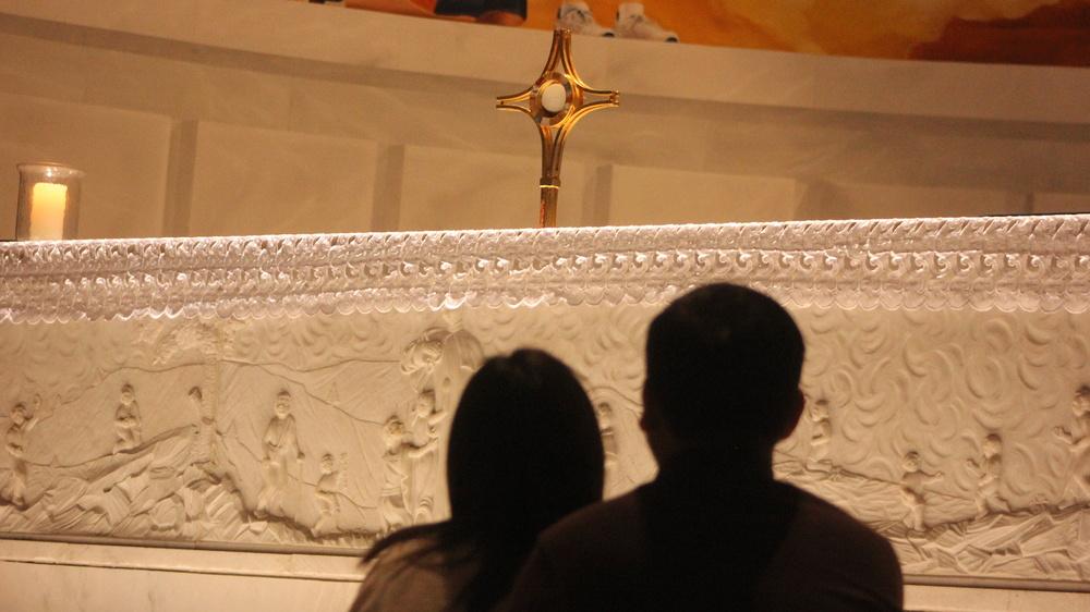 amor eucaristía